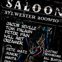 Sylwester 2009/2010 Saloon