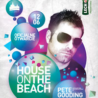 House On The Beach: Pete Gooding