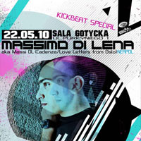 Kickbeat Night with Massimo Di Lena