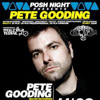 VIVA presents Posh Night with PETE GOODING