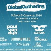 Global Gathering 2010 Poznań