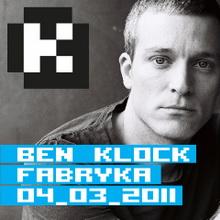 Kolektiv_TEKNO pres. Ben Klock (Ostgut Ton/Berghain)