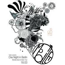 One Night In Berlin // Mobilee Back to Back tour with Marcin Czubala