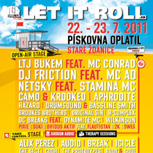 Let It Roll Festival 2011