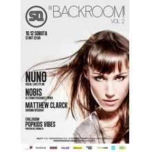 The Backroom! pres. Nuno & Nobis