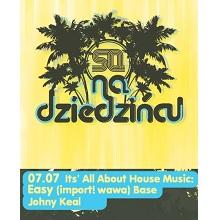 SQ na Dziedzińcu! – It's all about house music!