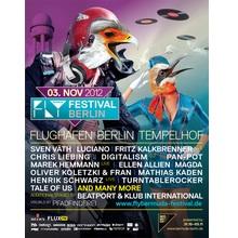 FLY BerMuDa Festival 2012