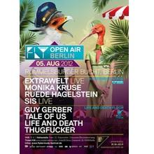FLY BerMuDa Open Air 2012
