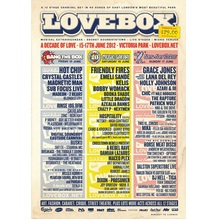 Lovebox Festival 2012