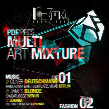 PDF pres. Multi Art Mixture!