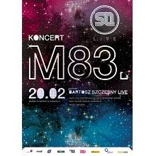 M83 – koncert