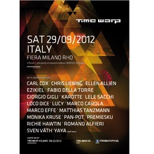 Time Warp Italy 2012