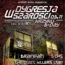 Scream Music presents: Dygresja w szarości