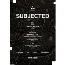 Analogen presents Vault Series: Subjected