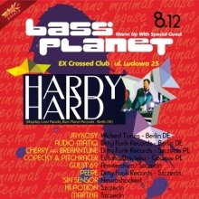 Bass Planet Warm Up With Special Guest – Hardy Hard