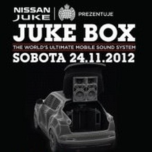 NISSAN JUKE & MINISTRY OF SOUND prezentują: FUNK D'VOID & IAN POOLEY