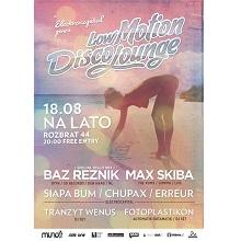 Electrocapital pres. Low Motion Disco Lounge with Baz Reznik & Max Skiba