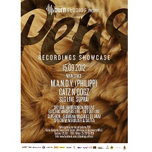 Burn Studios – Pets Recordings pres. 10 years of Get Physical with M.A.N.D.Y. & Catz'n Dogz