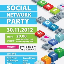 SOCIAL NETWORK PARTY