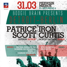 Boogie Brain pres. Detroit – Berlin