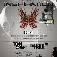 INSPIRATION by Team Zone Energy Drink with ESKA
