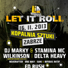 LET IT ROLL POLSKA 2013