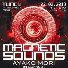 Magnetic Sounds 7 pres. Ayako Mori (JAPONIA)