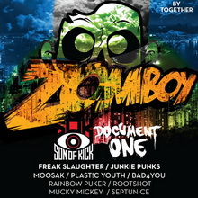 ZOMBOY ## DOCUMENT ONE ## SON OF KICK