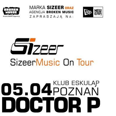Sizeer Music on Tour 2014: DOCTOR P & KRAFTY MC