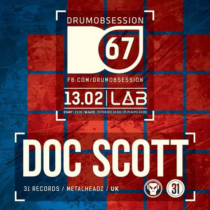 DrumObsession #67 with DOC SCOTT