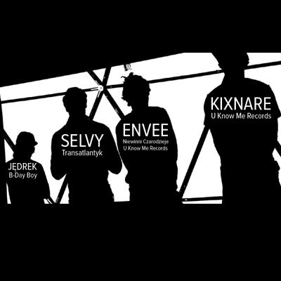 KIXNARE x ENVEE x SELVY x JĘDREK B-Day