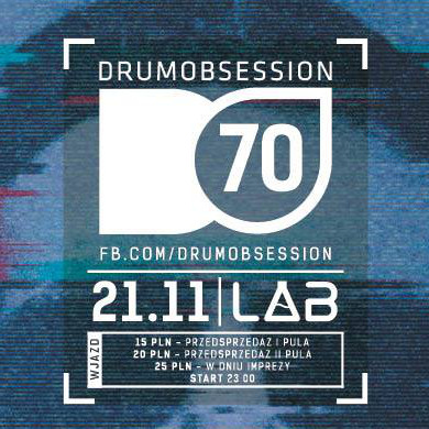 DrumObsession #70 with KID DRAMA | JON CONVEX