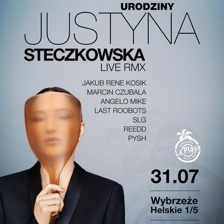 Urodziny Justyny Steczkowskiej