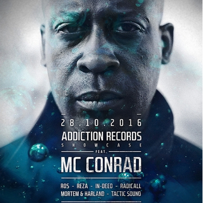 Addiction Records Showcase feat. MC CONRAD / WMW2016