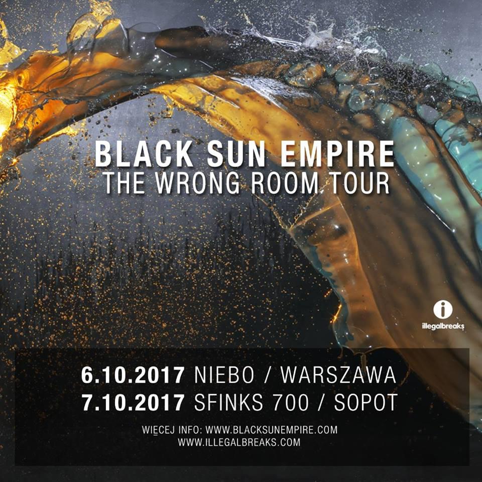 Black Sun Empire w Sopocie
