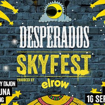 Desperados presents SkyFest (produced by elrow)