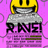 R.AVE! - Robak B-Day Party. 2 Stages: Hard Acid/UK Techno & Tekno/Mental/Core