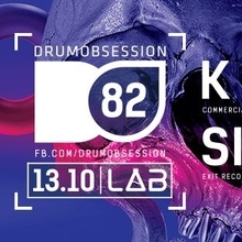 DrumObsession #82 with Klute & Sinistarr