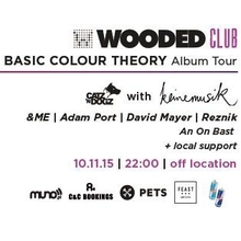 WOODED club with KEINEMUSIK & CATZ 'N DOGZ