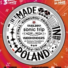 Made In Poland - Sonic Trip & Weekenders