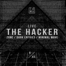 TAMA pres. Acid Plant w/ The Hacker live!