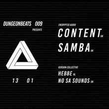 Dungeon Beats 009 feat. ∆ (Content & Samba)