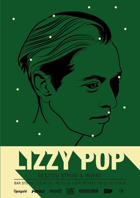 Lizzypop Presents Deszczu Strugi Invent Barstudio