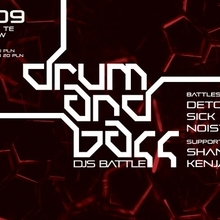 DNB DJs Battle