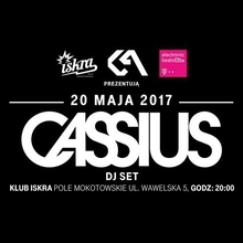 Cassius x Iskra Pole Mokotowskie x T-Mobile Electronic Beats