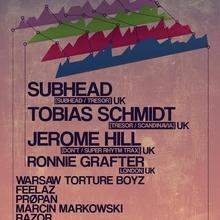 Tobias Schmidt - Sugar Experiment Station Scandinavia Sessions 2 EP