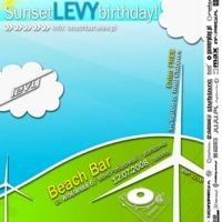 Sunset – Levy Birthday