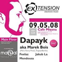 Extension Electronic Music – Dapayk Live!