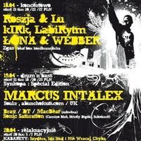 3 [4] Urodziny ! Marcus Intalex