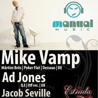 Manual Music – Mike Vamp, Ad jones